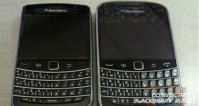 Фото нового BlackBerry Bold Touch Dakota/Montana
