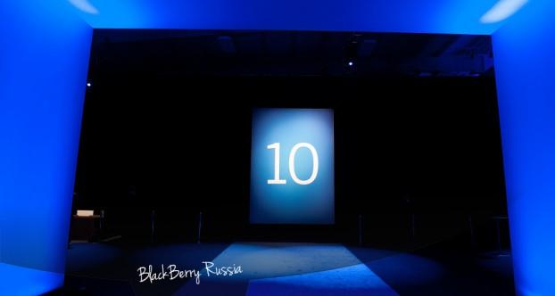 Официальная версия BlackBerry 10.2.1