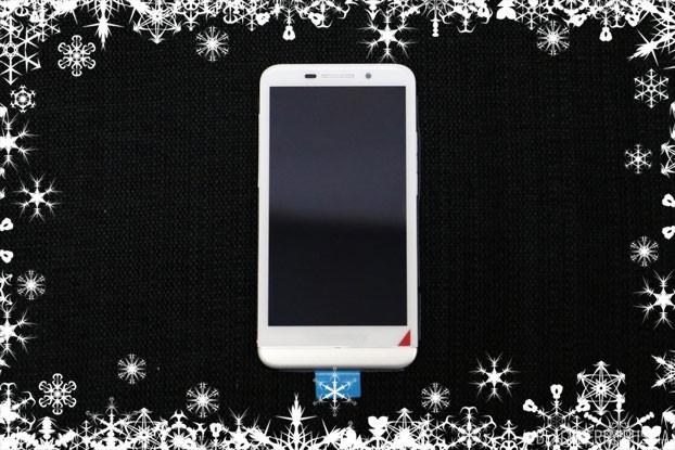 Фотообзор белого BlackBery Z30