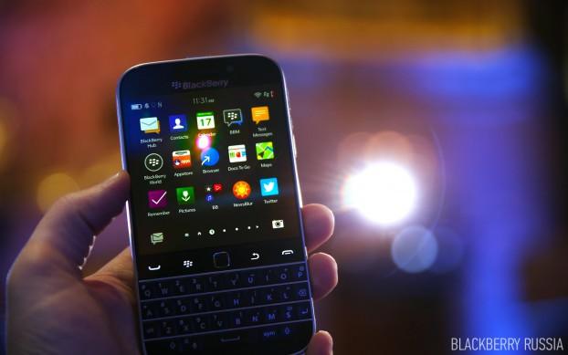 Первые отзывы о BlackBerry Classic