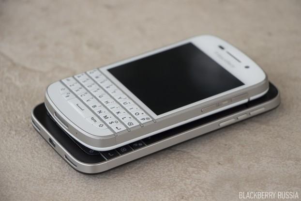 Обзор BlackBerry Classic