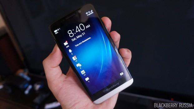 Характеристики BlackBerry Z30