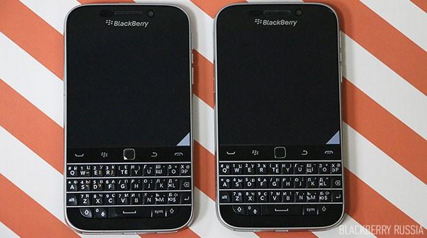 Регион поставки BlackBerry Classic: Азия или Европа