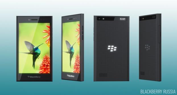 Антикризисные смартфоны: фото BlackBerry Leap