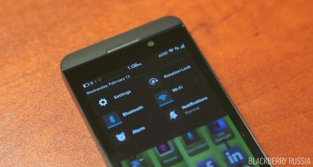Проблема с автообновлением BlackBerry 10.3.1 устранена