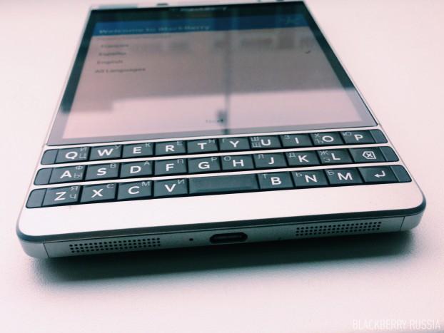 Восемь причин, по которым вы полюбите BlackBerry Passport