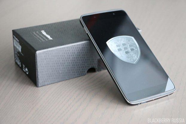 Модификации BlackBerry DTEK50
