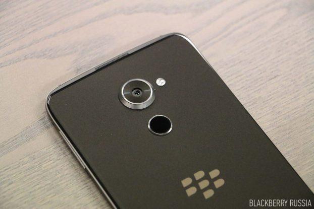 Обзор BlackBerry DTEK60