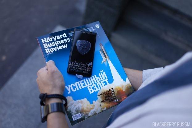 Самый продаваемый смартфон BlackBerry в 2018 году?