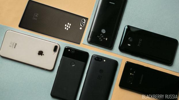 В США спрос на смартфоны сильно понизился