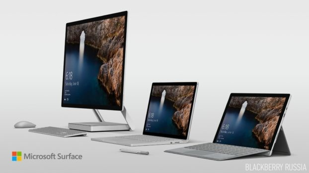Продукция Microsoft Surface. Плюсы и минусы