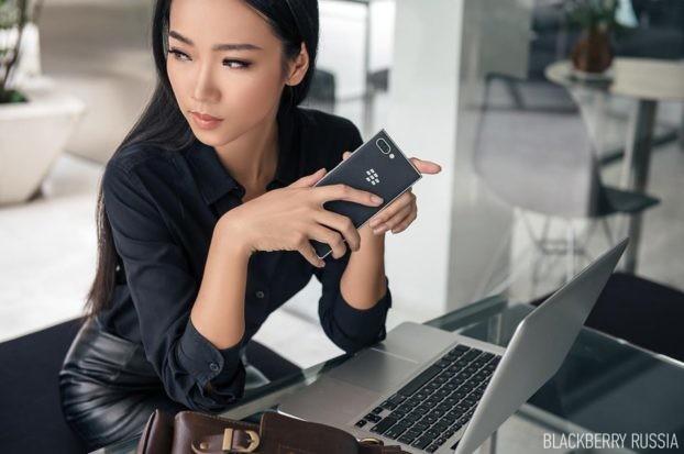 BlackBerry захватывает азиатский рынок